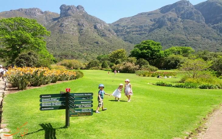 جاذبه های طبیعی آفریقا جنوبی