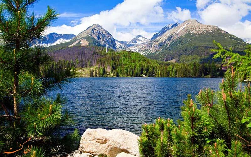 دریاچه کوسهتان تاترا