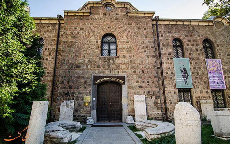 موسسه ملی باستان شناسی
