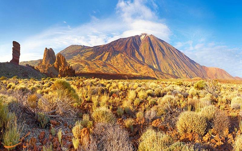 پارک ملی Teide