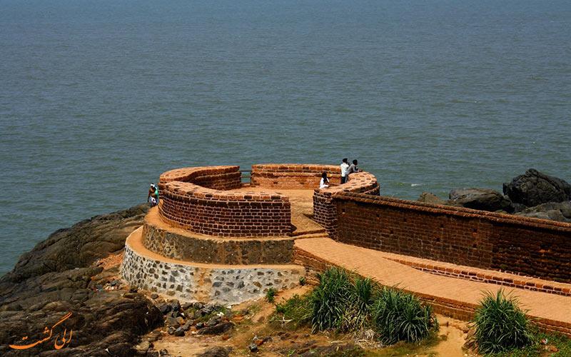 برج دیده بانی قلعه بکال
