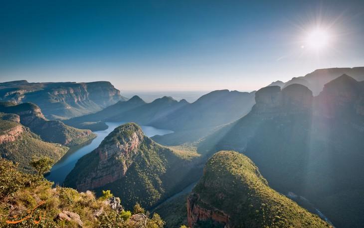 جاذبه طبیعی آفریقا جنوبی