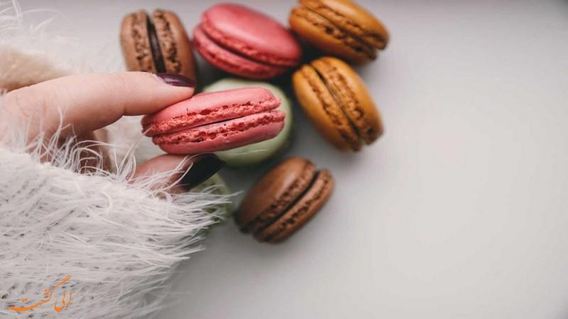 خوشمزه های پاریس