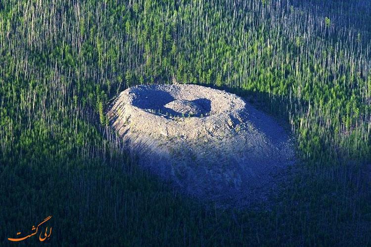 عکس تپه پاتومسکی
