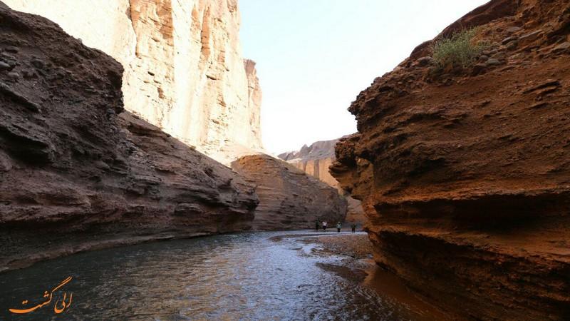 دره راگه در کرمان