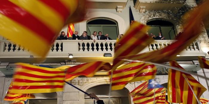 برگزاری همه پرسی در کاتالونیا