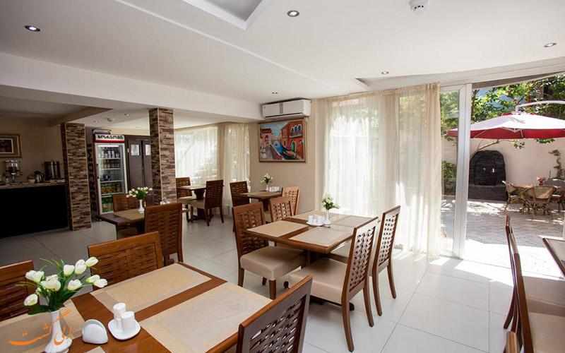 رستوران هتل روستاولی در تفلیس