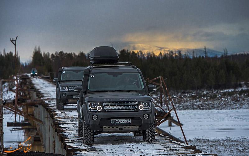 پلی مرگبار در روسیه