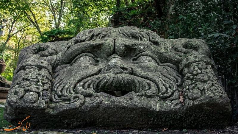 باغ بومارزو ایتالیا