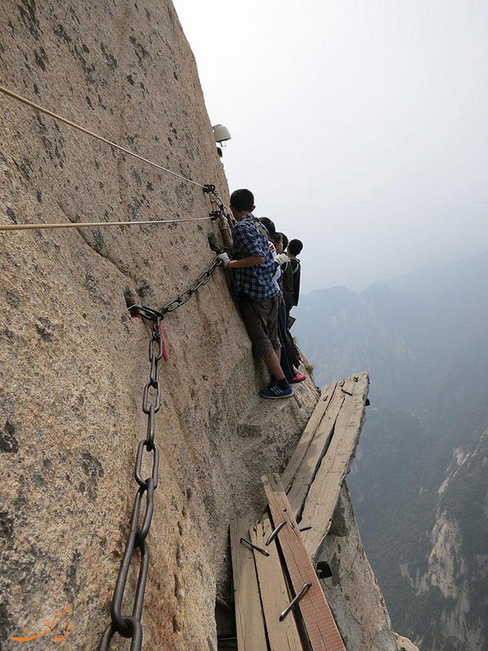 ارتفاعات ترسناک چین