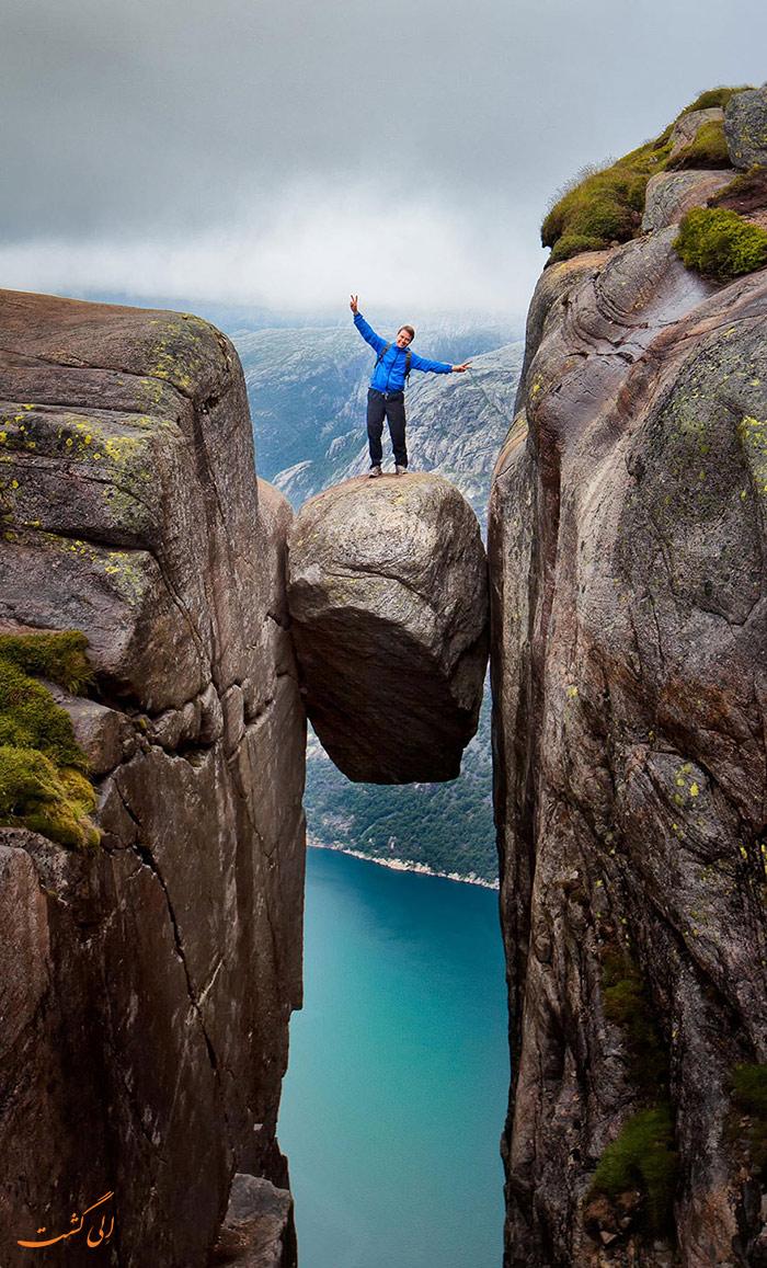 صخره های نروژ