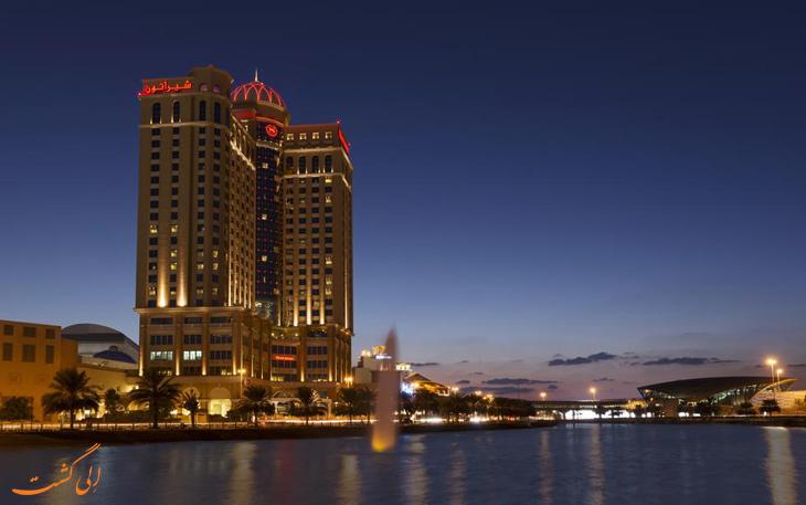 هتل شرایتون مال امارت