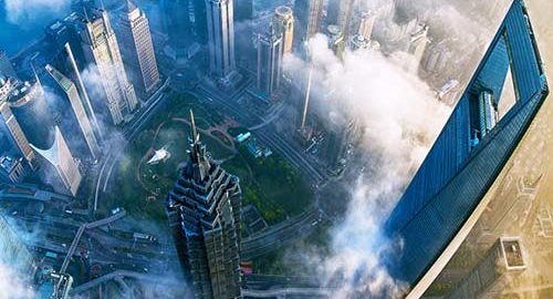 برج شانگهای