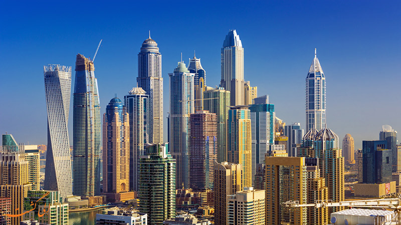 آسمانخراش های دبی