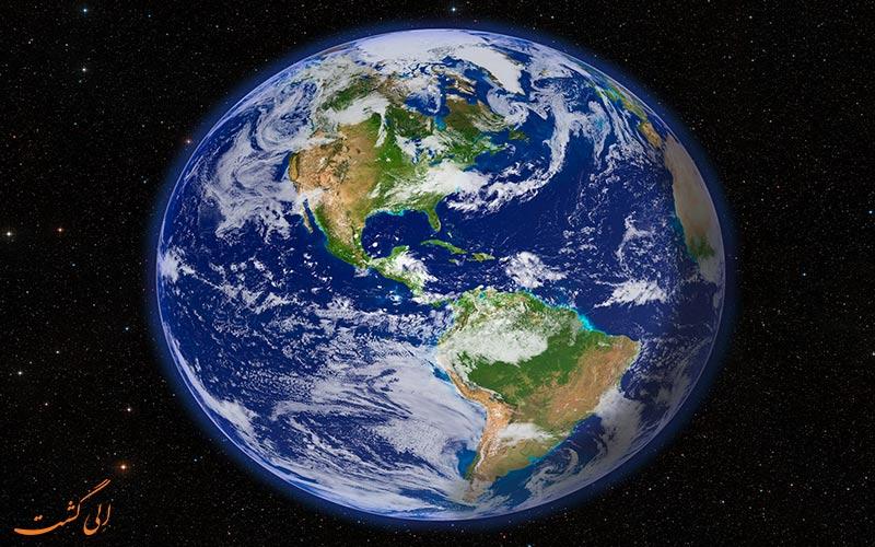 اقیانوس های کره زمین