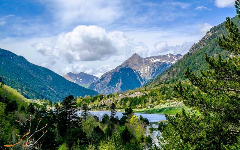 طبیعت اسپانیا