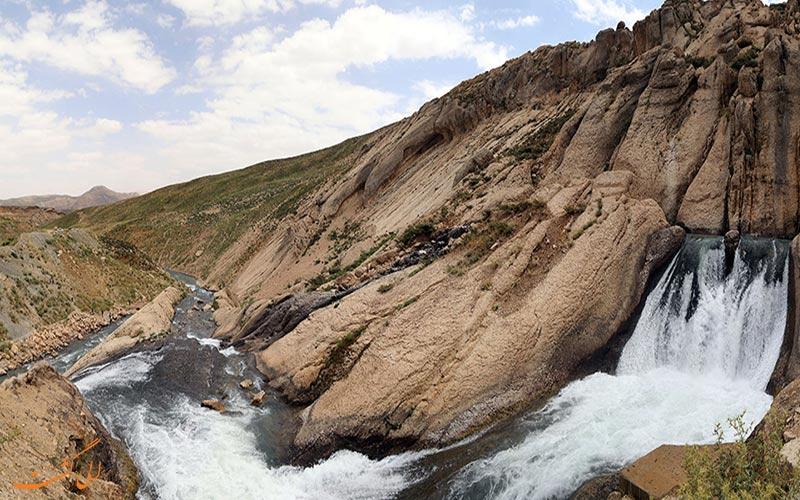 چشمه کوهرنگ