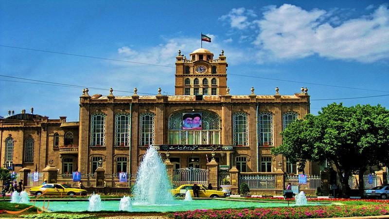 کاخ شهرداری تبریز