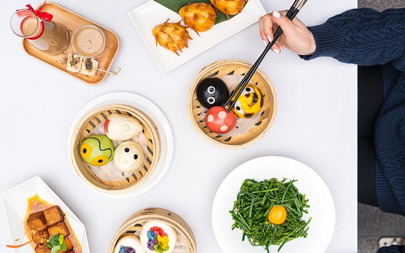 خورد و خوراک در تایپه