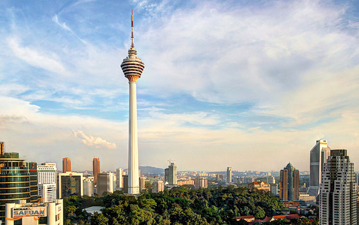 برج کوالالامپور
