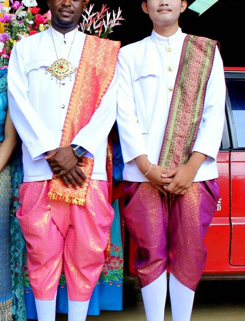 لباس سنتی تایلند