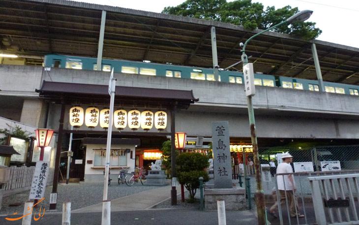 ایستگاه قطار در ژاپن