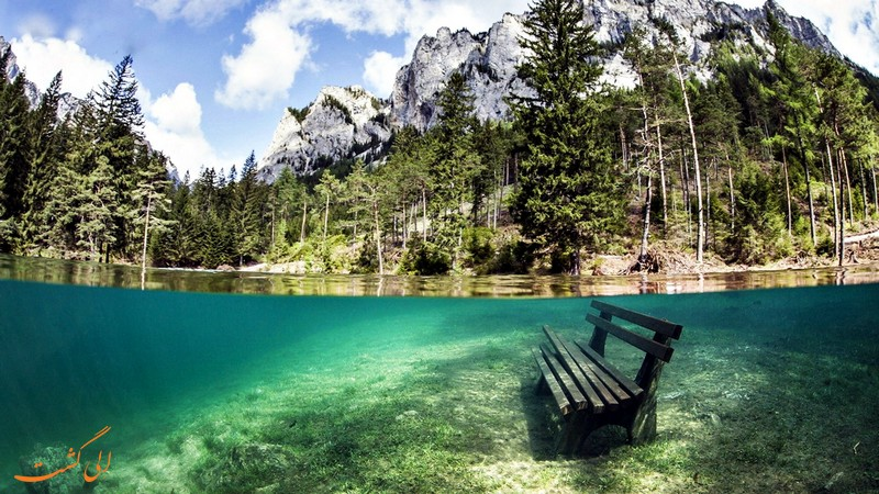 دریاچه گرین اتریش