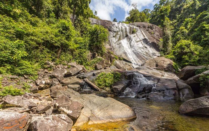 آبشارهای تلاگا توجو