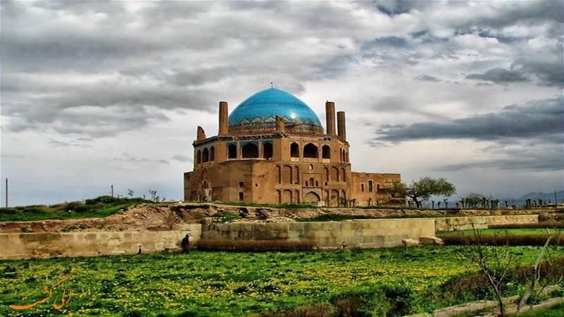 جاذبه های دیدنی زنجان