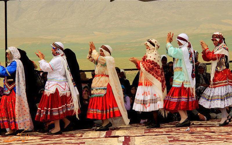 لباس-محلی قوچانی-کردی
