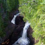 راز آبشاری که غیب می شود!