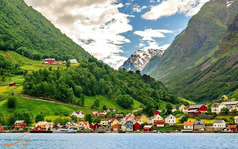 روستایی در نروژ