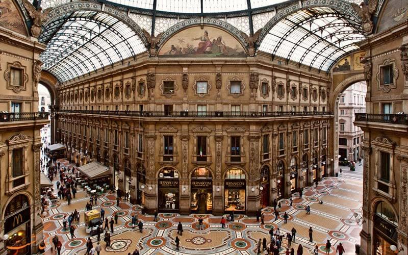 خرید در میلان