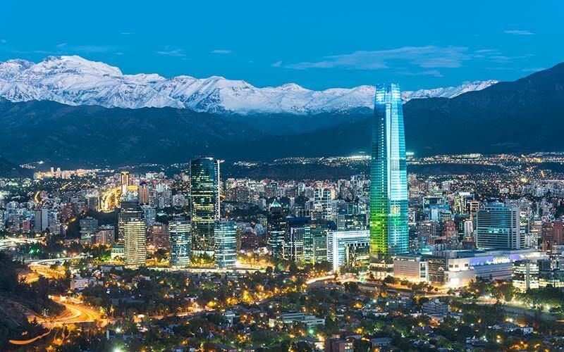 سانتیاگو شیلی