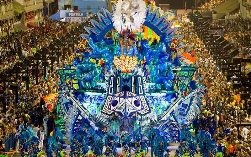 کارناوال ریو دو ژانیرو، برزیل