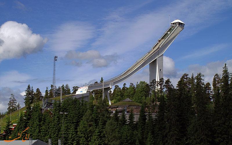 موزه اسکی هولمنکولن