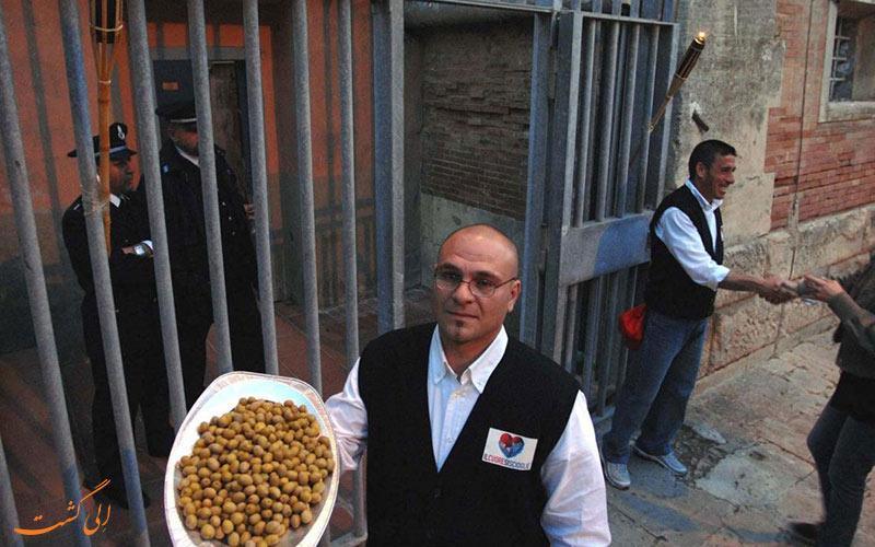کافه فورتزا مدیکا ایتالیا
