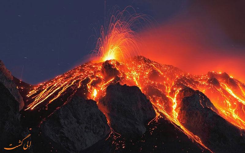 فوران آتشفشانی