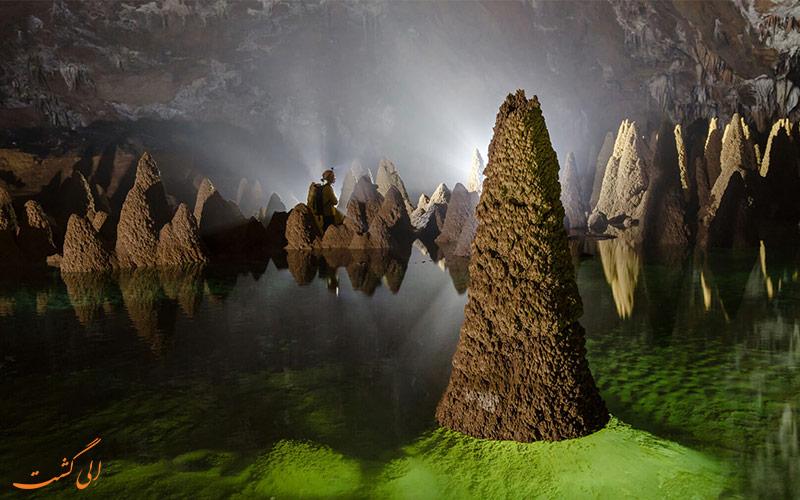 بزرگترین غار جهان