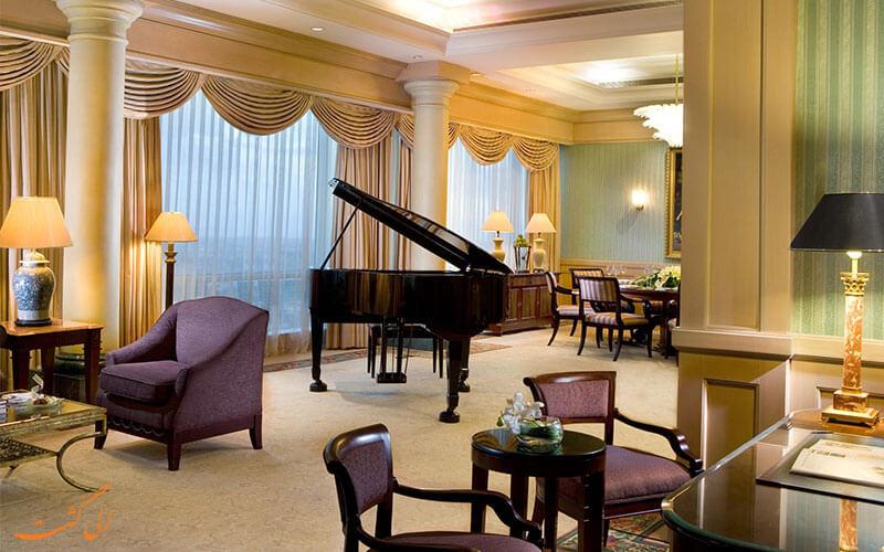 هتل ماريوت مالزي