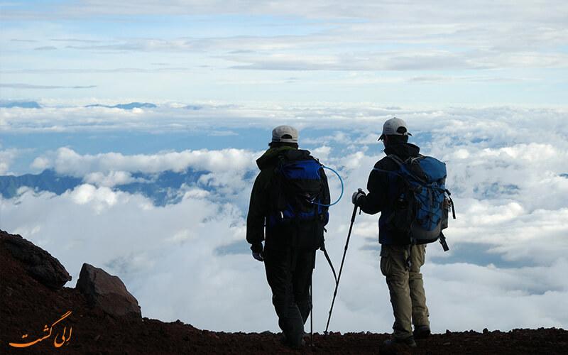کوهنوردی و قله