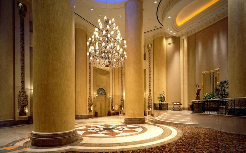 لابي هتل ماريوت مالزي