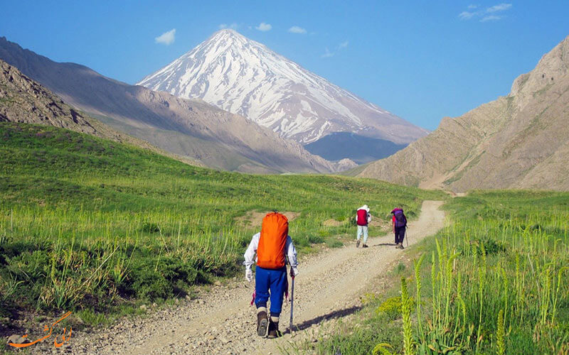 طبیعت گردی در ایران