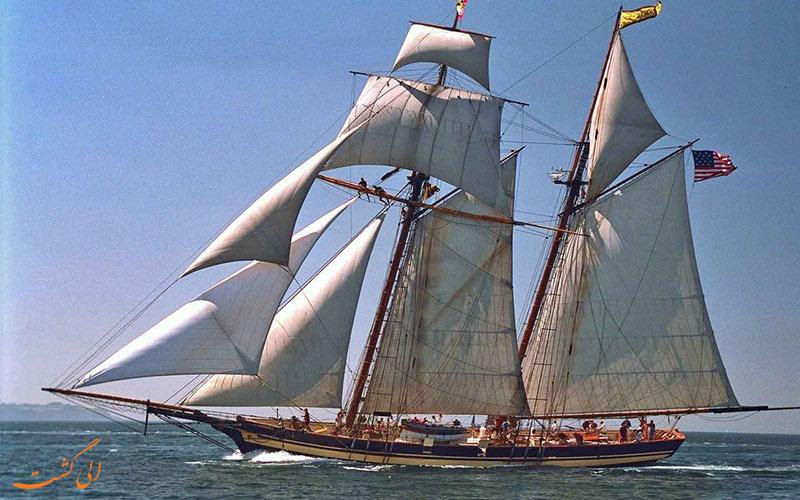 قایق های کلیپر چای