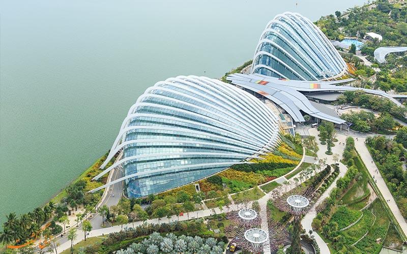 گنبد گل در سنگاپور