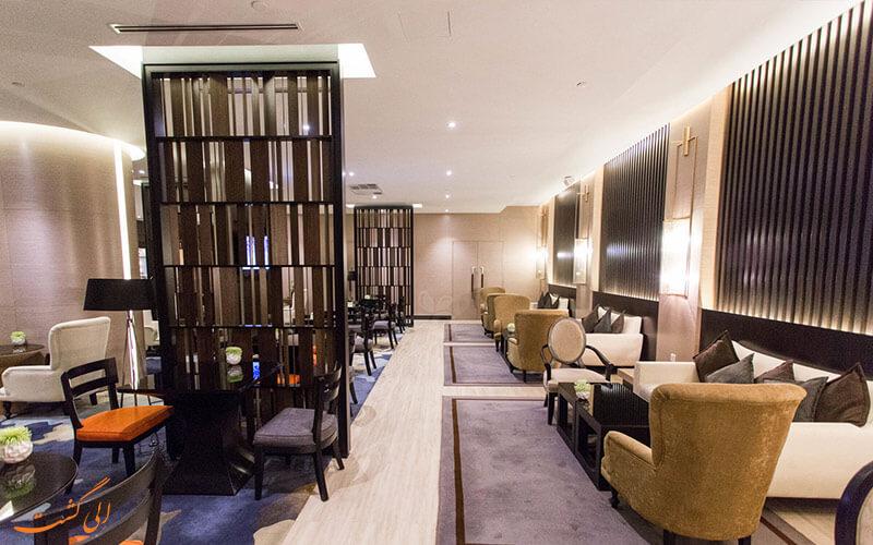 اتاق هاي ملاقات هتل ماريوت مالزي