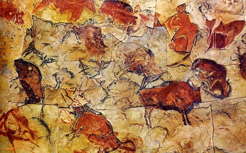 نقاشی های غار آرژانتین
