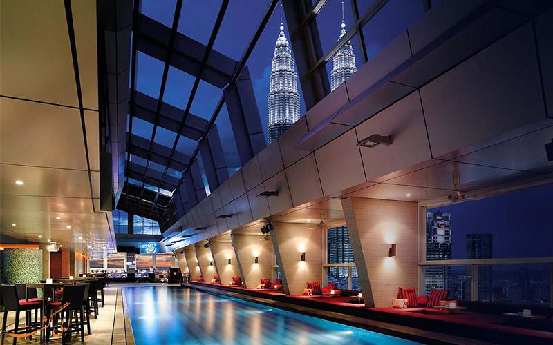 هتل شانگری لا در کوالالامپور