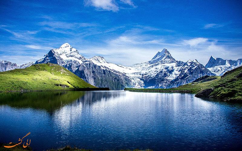 رشته کوه های آلپ، سوییس