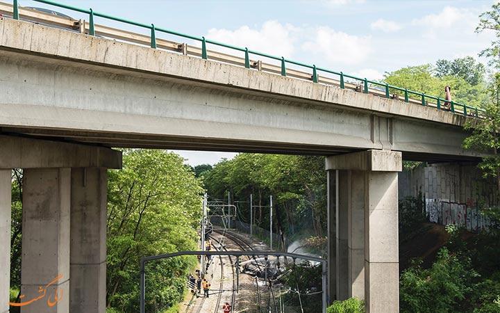 پل راه آهن سنت پترزبورگ
